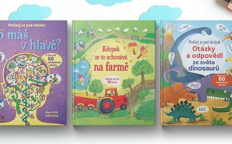 Dětské encyklopedie nakladatelství Svojtka & Co.
