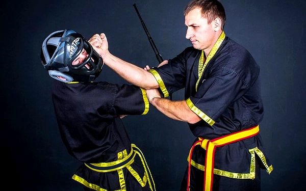 Kung fu - trénink s Mistrem u vás doma   Praha (u vás doma)   Celoročně.   2 hodiny.3