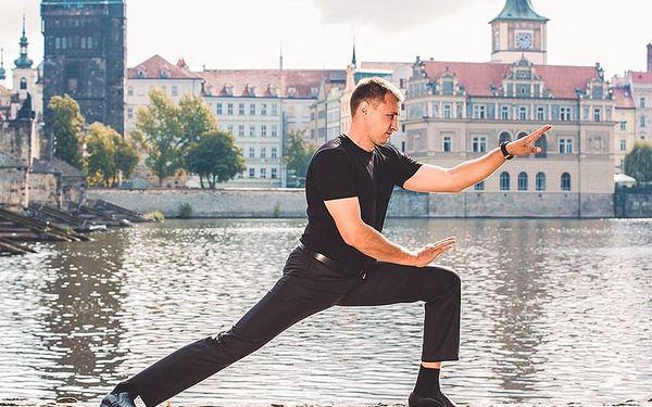 Hluboká relaxace s Čchi Kungem u vás | Praha (u vás doma) | Celoročně. | 90 minut.2