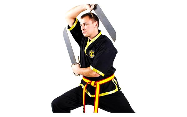 Kung fu - trénink s Mistrem u vás doma | Praha (u vás doma) | Celoročně. | 2 hodiny.5