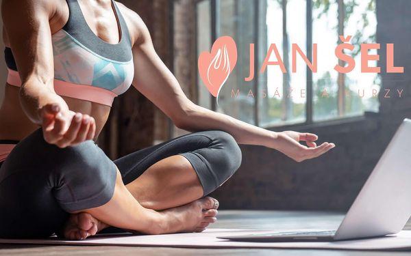 Online kurz jógy s neomezeným ročním přístupem
