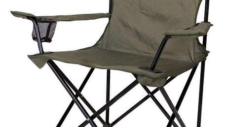 Rozkládací židle Coleman Standard Quad Chair zelená