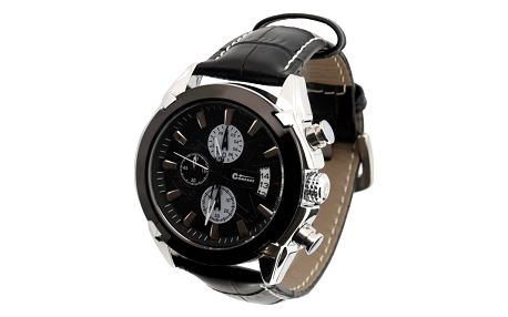 Hodinky Cattara CHRONO BLACK Compass