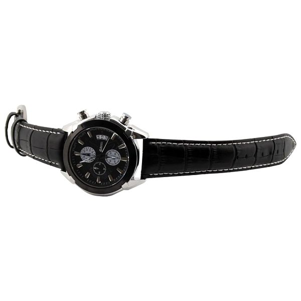 Hodinky Cattara CHRONO BLACK Compass2