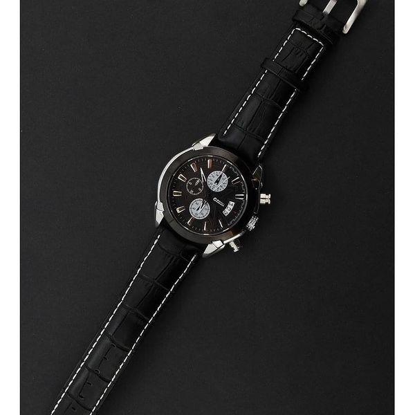 Hodinky Cattara CHRONO BLACK Compass4