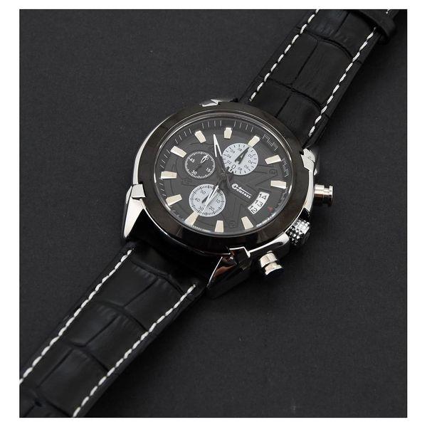 Hodinky Cattara CHRONO BLACK Compass5
