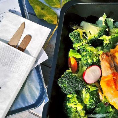 Denní obědové menu až pro 8 osob: odnos i rozvoz