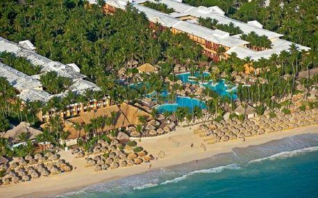 Dominikánská republika letecky na 11 dnů, all inclusive