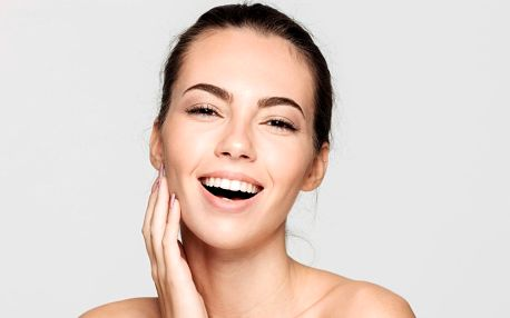 Hloubkové kosmetické ošetření lampou