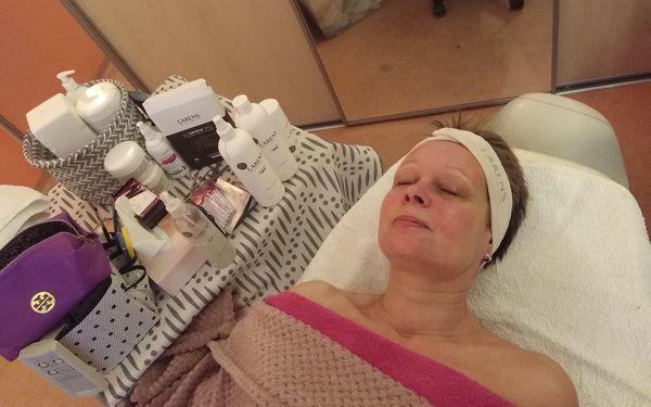Ošetření lampou s pleťovou maskou3