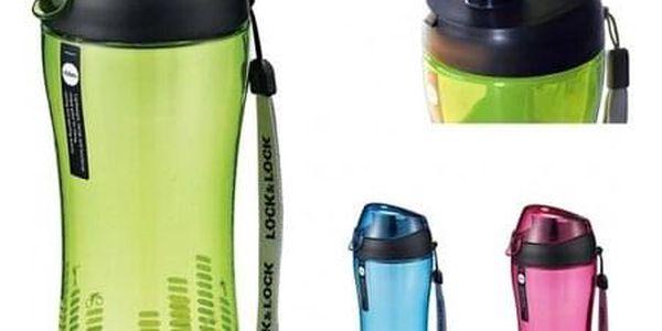 LOCKnLOCK Sportovní láhev na pití 550 ml, zelená2