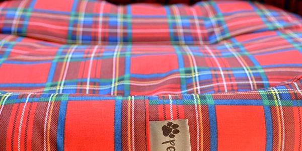 PETSY Scotty 60096 Pelíšek pro psa - 90 cm5
