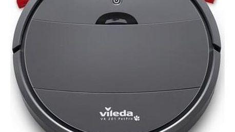 VILEDA Robot VR201 PetPro robotický vysavač 160884