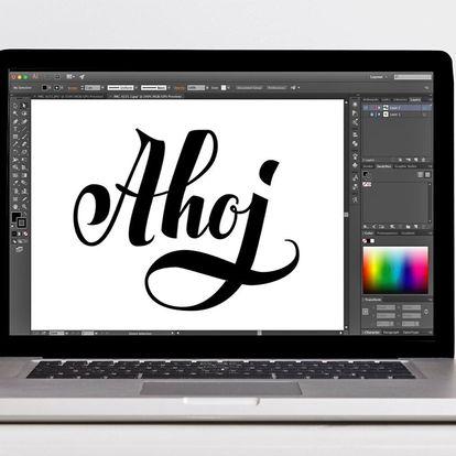 Otevřené vouchery na online kurzy letteringu