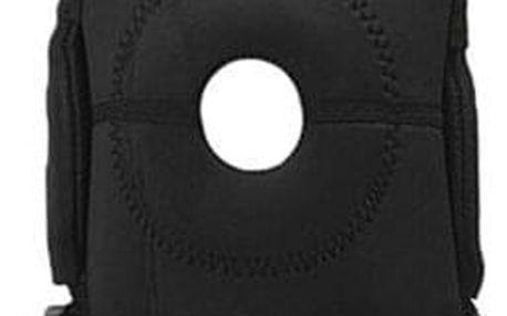 Nastavitelná ortéza na koleno - černá - dodání do 2 dnů