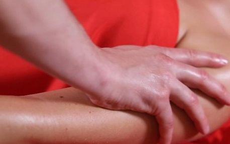 Online kurz partnerské masáže celého těla včetně certifikátu