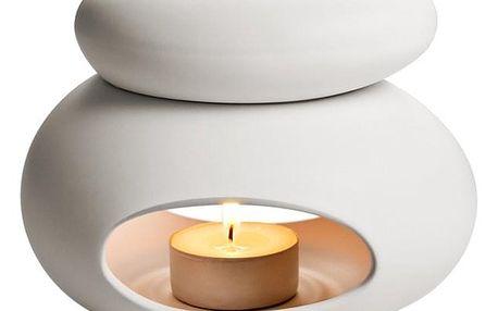 Tescoma Fancy Home 906832 aroma lampa Stones, bílá