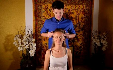Rychlé odstranění bolesti hlavy: online kurz speciální tlakové masáže