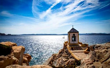 Krásy Sardinie - hotel Esse Posada 4*