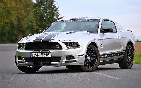 Zážitková jízda v Mustangu 3.7 V6 Roush