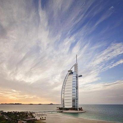 Spojené arabské emiráty - Dubaj letecky na 6-8 dnů, snídaně v ceně