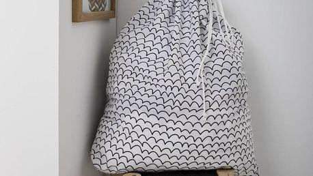 TODAY TODAY KIDS Smart bag - úložný látkový pytel 60x70 cm