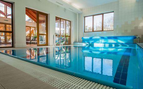 Podzim v hotelu Praděd Thamm v Jeseníkách na 2 až 6 dní s wellness