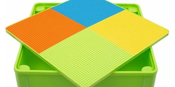 New Baby sada stoleček a dvě židličky multi color4
