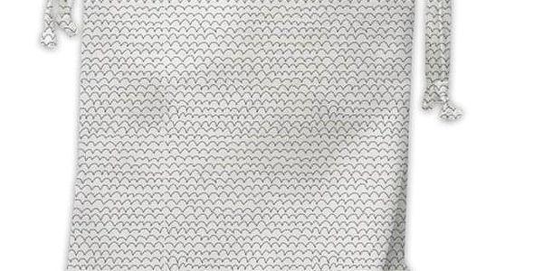 TODAY TODAY KIDS Smart bag - úložný látkový pytel 60x70 cm2