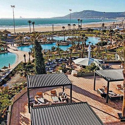 Maroko letecky na 8 dnů, all inclusive
