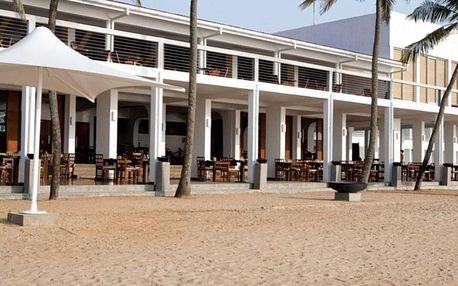 Srí Lanka letecky na 10 dnů, snídaně v ceně