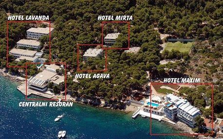 Chorvatsko na 4-11 dnů