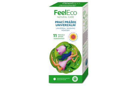 FEEL ECO Prací prášek univerzální 660g, 11PD