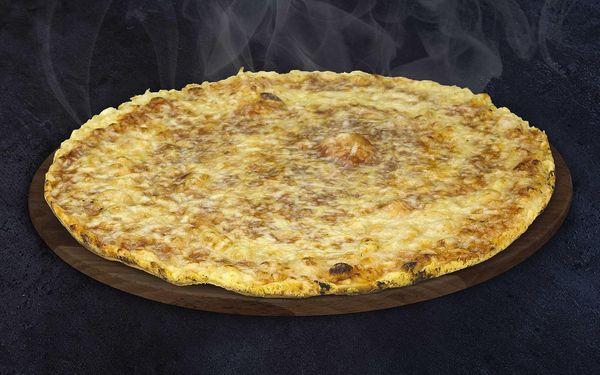 2x Chacharova pizza s rozvozem k vám domů2