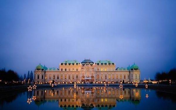 Fantastické ubytování ve Vídni u Schönbrunnu 3 dny / 2 noci, 2 os., snídaně4