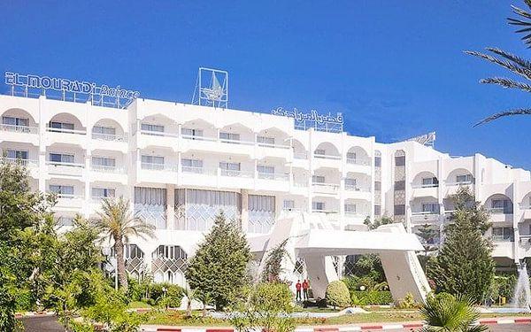 10.06.2020 - 20.06.2020 | Tunisko, Port El Kantaoui, letecky na 11 dní all inclusive5