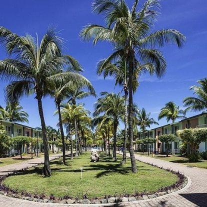 Kuba letecky na 12 dnů, all inclusive