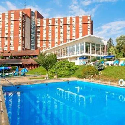 Maďarsko: Hévíz v Superior pokoji v Ensana Thermal Aqua **** s all inclusive, neomezeným wellness a aktivitami