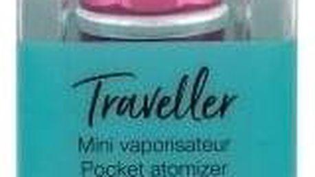 PortaScent Traveller 5 ml plnitelný flakón unisex Hot Pink