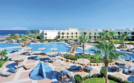 Egypt - Sharm el Sheikh letecky na 15 dnů, all inclusive