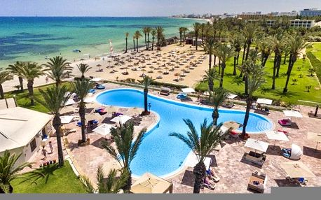 Tunisko - Sousse letecky na 12-15 dnů, all inclusive