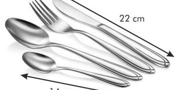 TESCOMA jídelní příbor SCARLETT, souprava 24 ks2