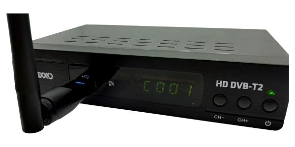 Maxxo H.265 CRA WIFI
