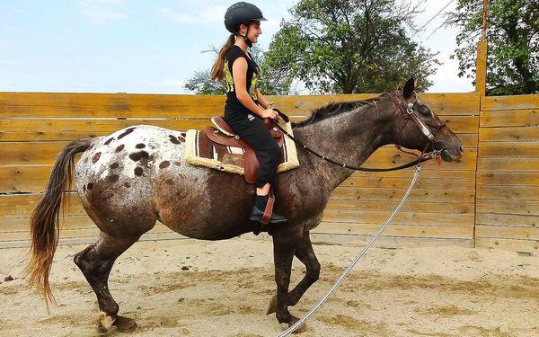 Návštěva ranče, jízda na koni i romantická vyjížďka
