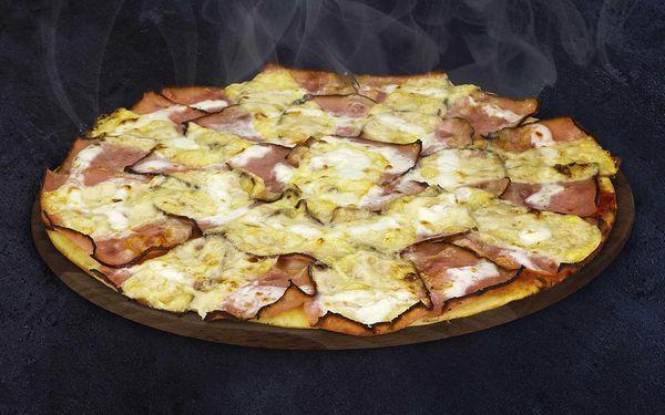 Peťanova pizza - Jihlava