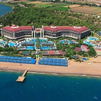 Turecko - Side - Manavgat letecky na 8 dnů, all inclusive