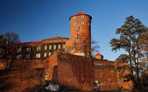 Nejkrásnější místa Polska, autobusem, snídaně v ceně3
