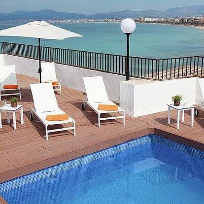 Španělsko - Mallorca letecky na 8-11 dnů