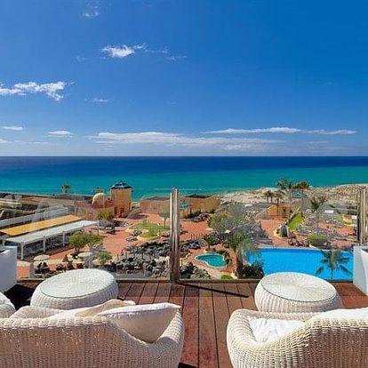 Španělsko - Fuerteventura letecky na 4 dny, polopenze