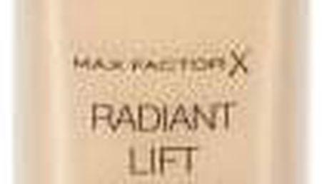 Max Factor Radiant Lift SPF30 30 ml dlouhotrvající make-up s uv ochranou pro ženy 33 Crystal Beige